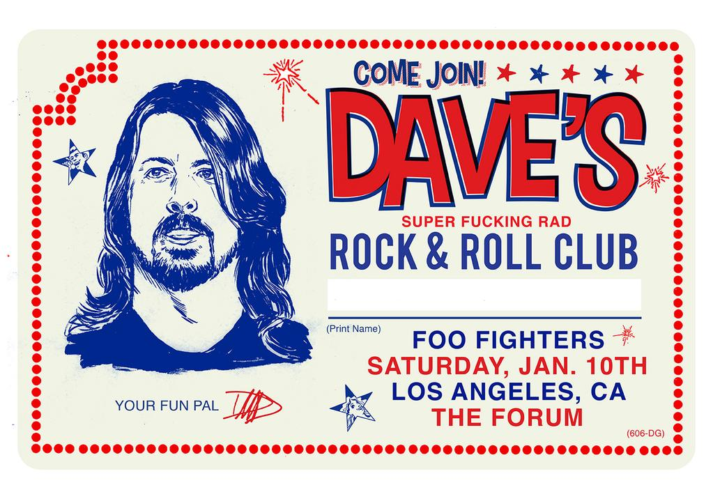 Dave's Rock & Roll Club